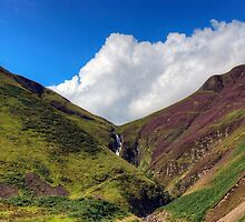 The Grey Mare's Tail by VoluntaryRanger
