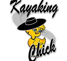Kayaking Chick #4 by CulturalView