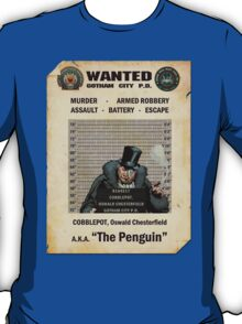 Penguin - Gotham's Most Wanted T-Shirt