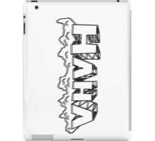 Dripping with sarcasm Double iPad Case/Skin