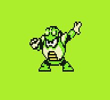 Toad Man by clearspace80