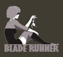 Blade Runner Girl by anarky85