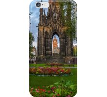 The gardens at last light iPhone Case/Skin