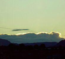 SunSet Horizon by Farrah Weston