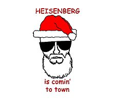 Heisenberg is Comin' to Town by Surpryse