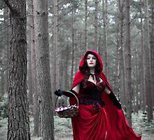 Red Riding Hood by oakmist