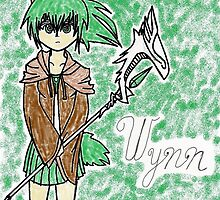 Wind Charmer, Wynn by fooey