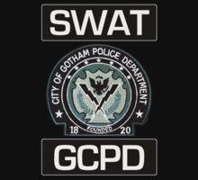 Gotham City SWAT by ianscott76