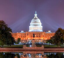Washington's Dream Capitol by KKooPhotography
