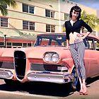 Miss Edsel by Daniel Sawyer