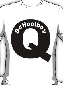 ScHoolboy Q - Plain T-Shirt