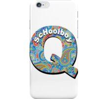 ScHoolboy Q - Paisley iPhone Case/Skin