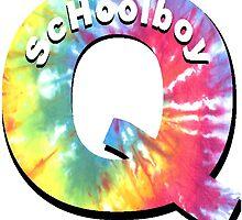 ScHoolboy Q - Tie Dye by mob345