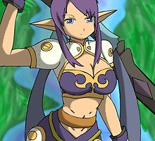 Judith Tales of Vesperia by MysticSanctuary