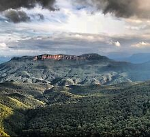 Sublime Point panorama by andreisky