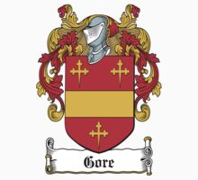 Gore Coat of Arms (Donegal, Ireland) by coatsofarms
