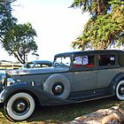 "1934 Packard ""Super 8"" Formal by Marilyn Harris"