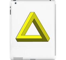 Impossible triangle iPad Case/Skin