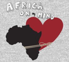 Africa On My Mind. by shyimg