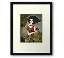 The Rose Garden Framed Print