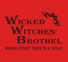 Wicked Witches' Brothel by J  Nasty