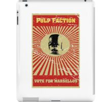 Pulp Faction - Marsellus iPad Case/Skin