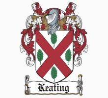 Keating Coat of Arms (Irish) by coatsofarms
