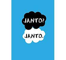 Janto - TFIOS Photographic Print