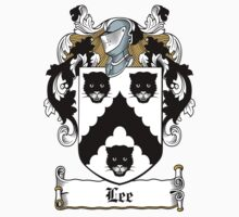 Lee Coat of Arms (Kerry, Ireland) Kids Clothes