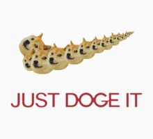 Just Doge It by Ivatrix