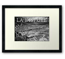 La Dispute - New Storms For Older Lovers Framed Print