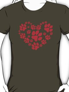 Love Paws T-Shirt