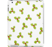 Christmas Holly and Berry iPad Case/Skin