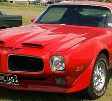 1971 Pontiac Firebird by KAGPhotography