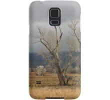""" Riding the fence "" Samsung Galaxy Case/Skin"