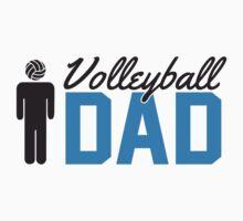 Volleyball Dad by nektarinchen