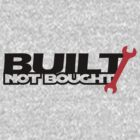 Built Not Bought (3) by PlanDesigner