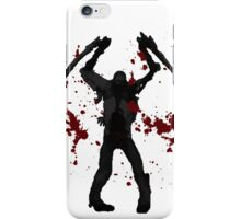 DeadSpace Necromorph [Bloody Slasher] iPhone Case/Skin