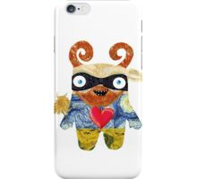Van Gogh Monster iPhone Case/Skin