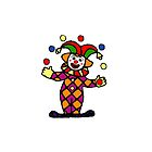 Clowning Around by Catherine Hamilton-Veal  ©