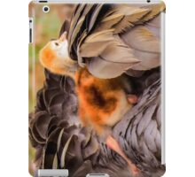 Looking for mother's warmth iPad Case/Skin