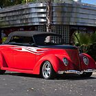 1937 Ford Cabriolet by DaveKoontz