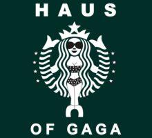 Haus of Gaga + Mugs by Chris-Kobra-LA