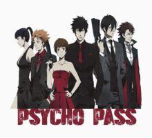 Psycho Pass - Group by anarky85