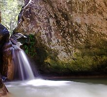 Narrow Stream by Alkisfab