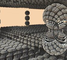 Between sphere fractal by eros marcuz
