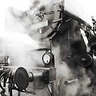 Steam power by Dominika Aniola