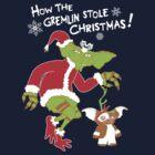 That's Not Santa! by machmigo