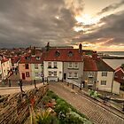 Whitby Steps  by Rob Hawkins