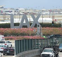 LAX by Jack Catford